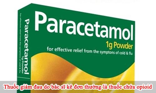 Dược sĩ cảnh báo nguy hiểm khi lạm dụng thuốc giảm đau