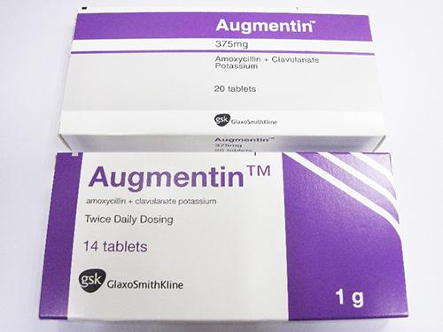 Hướng dẫn sử dụng thuốc Augmentin