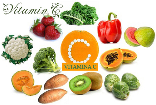 Ăn những thực phẩm giàu vitamin C