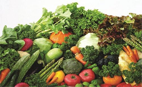 Sử dụng rau xanh để giải độc cho gan