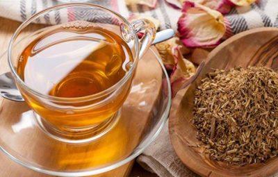 Chữa ho cho trẻ bằng trà cam thảo