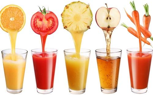 Cách nâng ngực tự nhiên nhờ nước sinh tố hoa quả