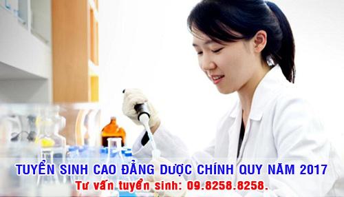 Học cao đẳng Dược để bán thuốc