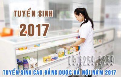 tuyen-sinh-cao-dang-duoc-ha-noi-2017