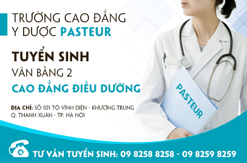 Địa chỉ đào tạo Văn bằng 2 Cao đẳng Điều Dưỡng tại Hà Nội