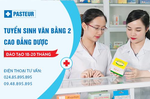 Muốn có việc làm hãy học Văn bằng 2 ngành Dược