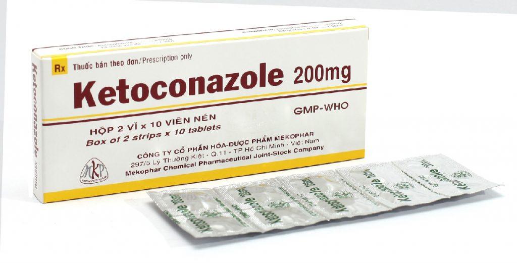 Kem Ketoconazole trị hắc lào hiệu quả