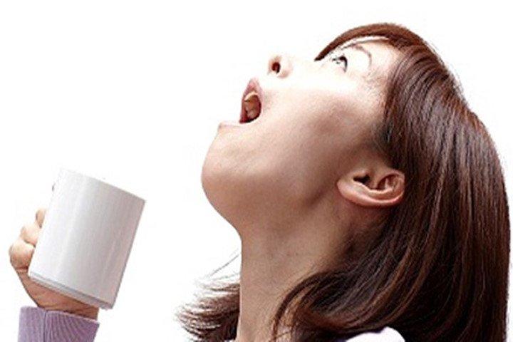 Phòng trị bệnh viêm họng hạt