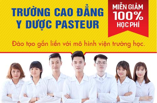 Mô hình đào tạo Viện - Trường được áp dụng tại trường Cao đẳng Y Dược Pasteur
