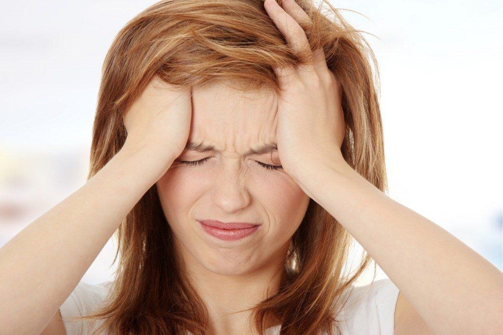 Đau nửa đầu không có triệu chứng báo trước