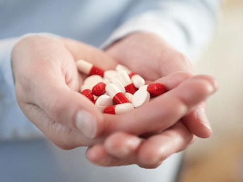 Bệnh nhân không nên sử dụng bất cứ một loại thuốc nào trong điều trị bệnh