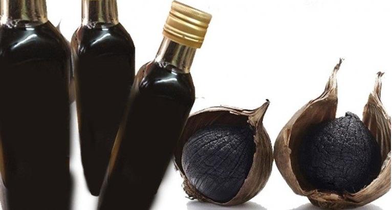 Những tác dụng kỳ diệu của tỏi đen đối với sức khỏe con người