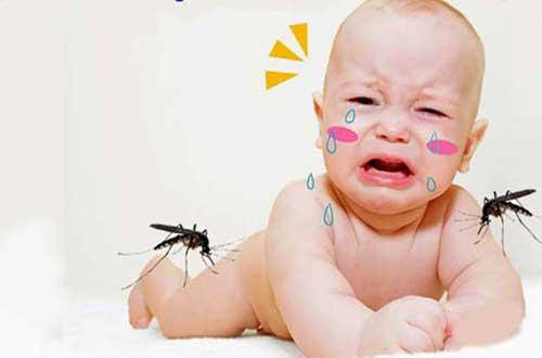 Con đường lây nhiễm của bệnh sốt xuất huyết ở trẻ nhỏ