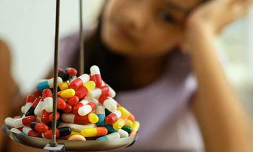 Điều cấm kỵ khi cho con sử dụng thuốc