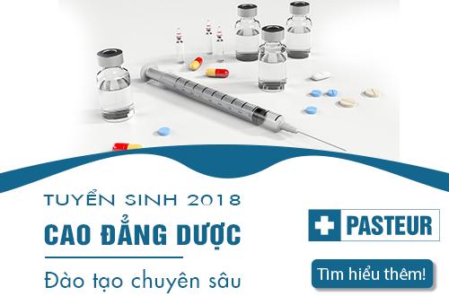 Địa chỉ nào học Cao đẳng Dược tại Hà Nội năm 2018 uy tín?