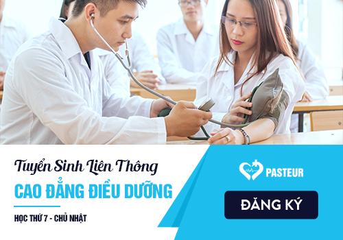 Học Liên thông Cao đẳng Điều dưỡng mở ra cơ hội việc làm hấp dẫn cho sinh viên