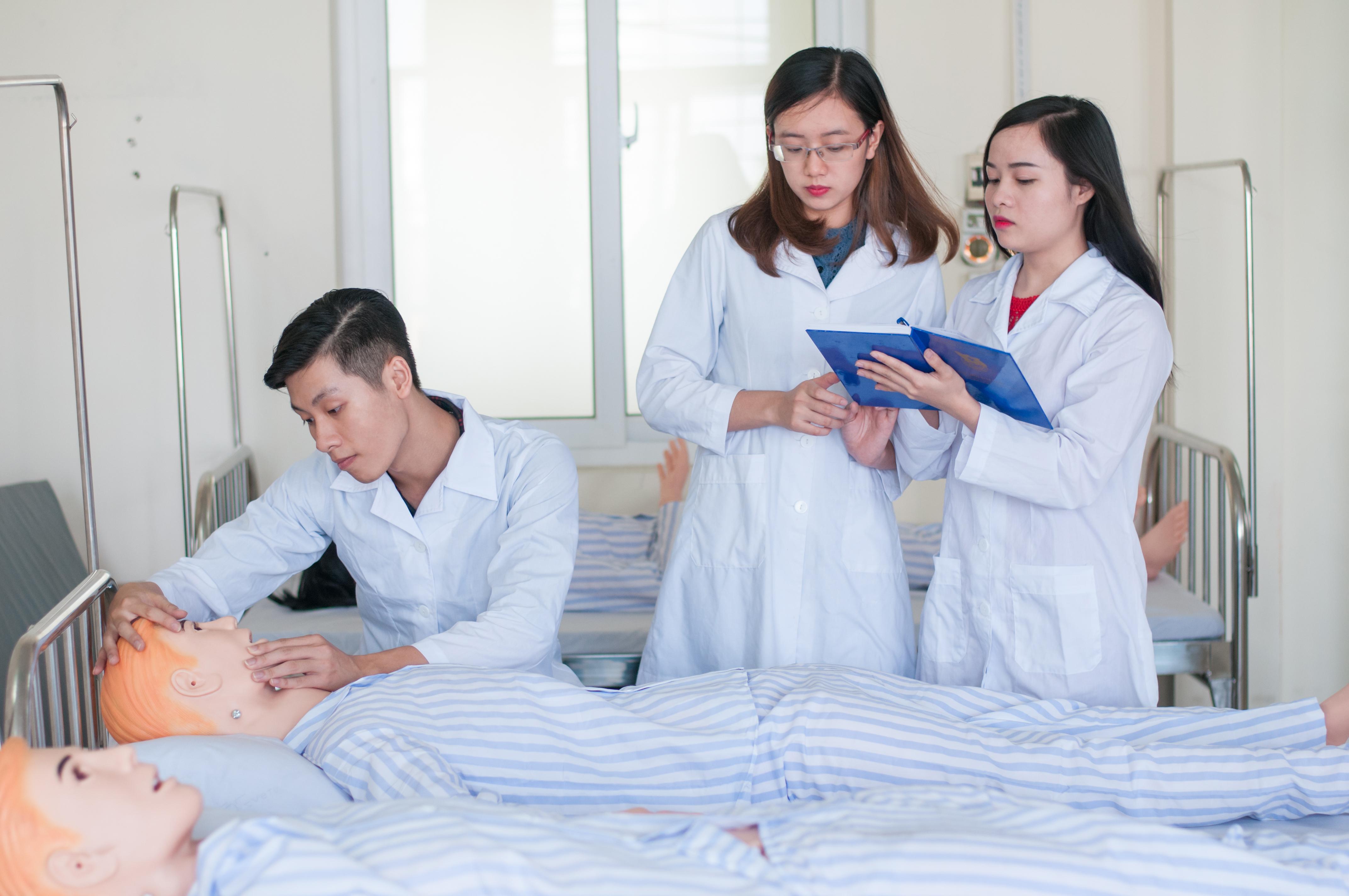 Những tố chất cần có của Điều dưỡng viên chuyên nghiệp