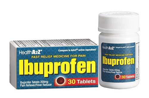 Thuốc Ibuprofen sử dụng như thế nào?