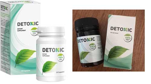 Cách phân biệt Detoxic thật và Detoxic giả