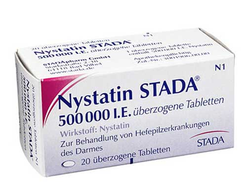Cách sử dụng thuốc Nystatin an toàn