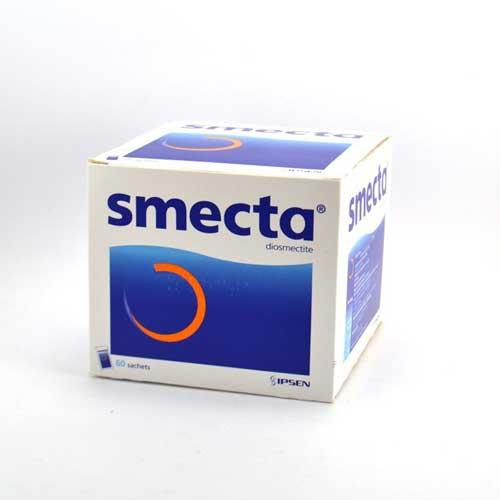 Hướng dẫn cách sử dụng thuốc Smecta an toàn