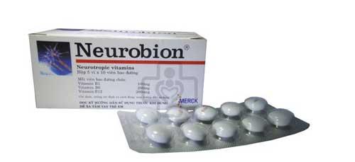 Tác dụng phụ của thuốc Neurobion