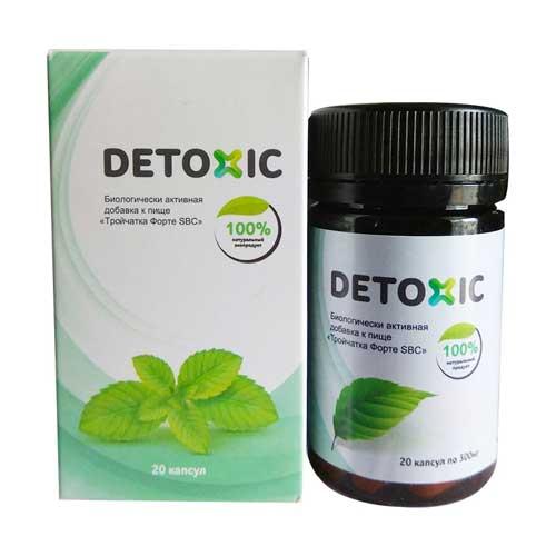 Thuốc Detoxic giúp tiêu diệt ký sinh trùng hiệu quả