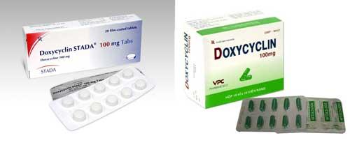 Thuốc Doxycyclin giúp điều trị các bệnh nhiễm khuẩn hiệu quả