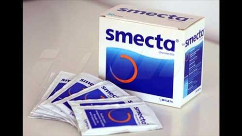 Tìm hiểu tác dụng của thuốc Smecta