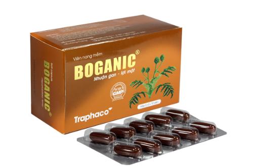 Tìm hiểu thông tin về thuốc Boganic
