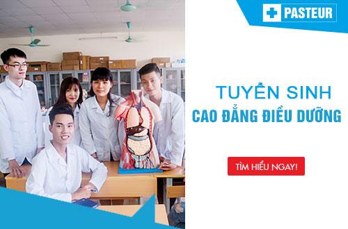 Cao đẳng Điều dưỡng TPHCM học trong vòng mấy năm?