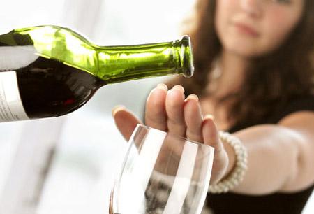 Hạn chế sử dụng rượu