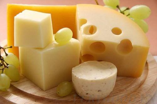 Các sản phẩm từ bơ, sữa giúp cơ thể luôn khỏe mạnh và mái tóc chắc khỏe