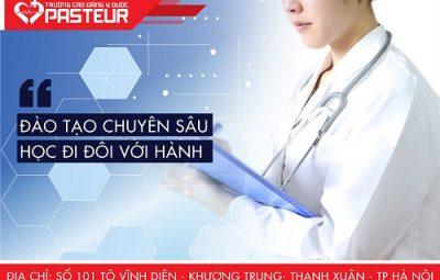 Địa chỉ Trường Cao đẳng Y Dược Pasteur Hà Nội ở đâu chất lượng?