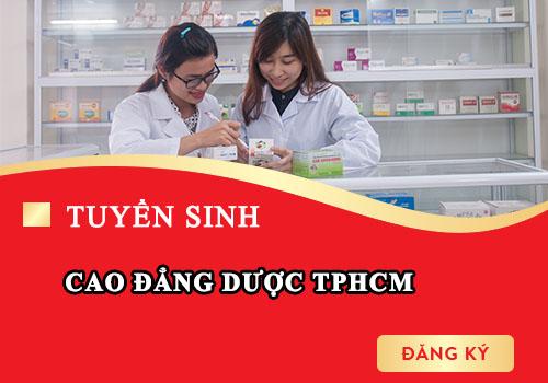 Địa chỉ đào tạo Cao đẳng Dược TP Hồ Chí Minh năm 2018 chất lượng