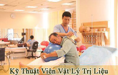 Địa chỉ nào tại Hà Nội đào tạo Cao đẳng Vật lý trị liệu có uy tín?