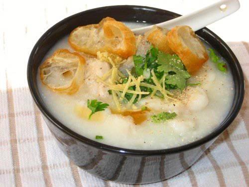 Người bệnh sốt xuất huyết nên ăn cháo hay súp dễ dễ tiêu hóa