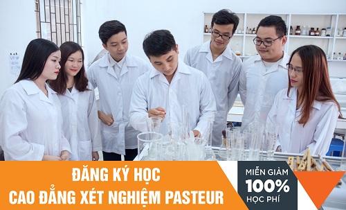 Cơ hội miễn 100% học phí Cao đẳng Xét nghiệm Đà Nẵng năm 2018