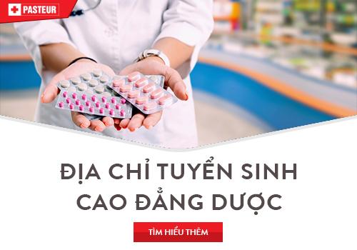 Địa chỉ tuyển sinh Cao đẳng Dược Đà Nẵng chỉ cần tốt nghiệp THPT?
