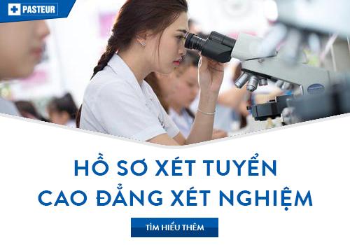Hồ sơ cần thiết khi đăng ký tuyển sinh Cao đẳng Xét nghiệm Đà Nẵng năm 2018