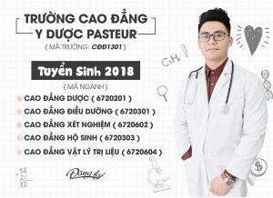 Mã Trường Cao đẳng Y Dược Pasteur Đà Nẵng năm 2018 là gì?