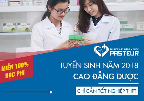 Tại TP. Đà Nẵng cơ sở nào đào tạo Cao đẳng Dược hệ chính quy tốt nhất?