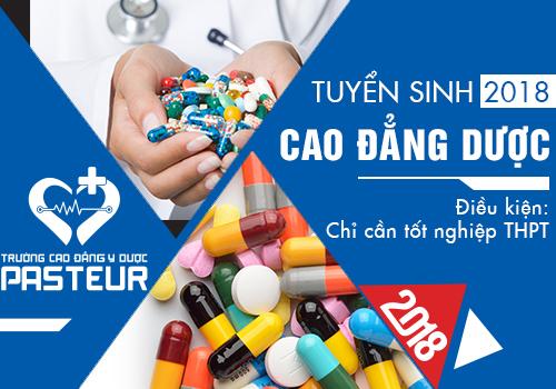 Thí sinh tốt nghiệp THPT có thể học Cao đẳng Dược Đà Nẵng không?