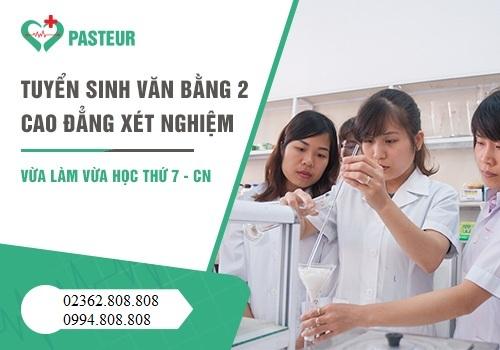 Học Văn bằng 2 Cao đẳng Xét nghiệm Đà Nẵng có được cấp bằng chính quy?