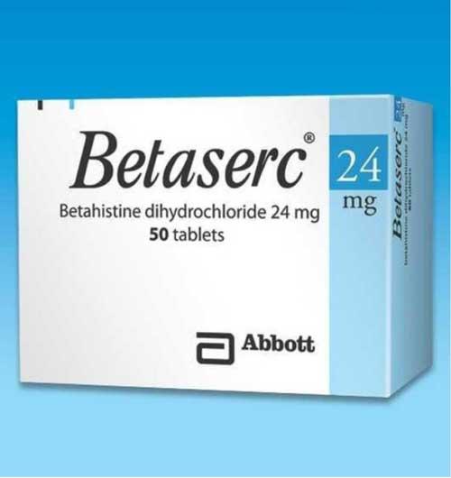 Thuốc Betaserc chống chỉ định với những đối tượng nào?