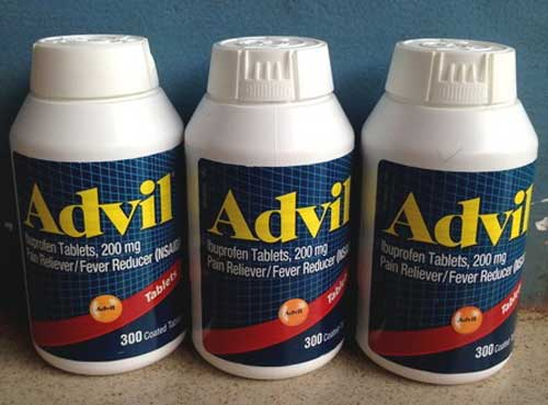 Trường hợp nào có thể sử dụng thuốc Advil?