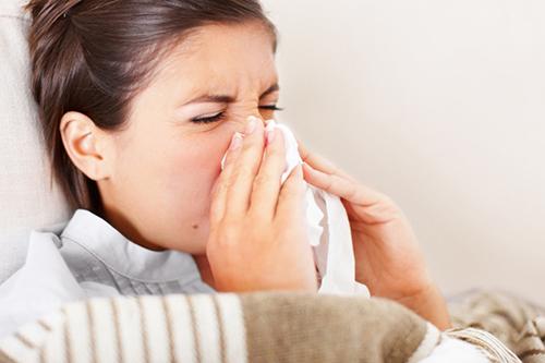 Khi trời lạnh bạn thường mắc những bệnh về hô hấp như cảm cúm