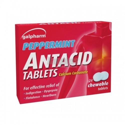 Dược sĩ hướng dẫn sử dụng thuốc Antacid đúng cách
