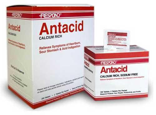 Thuốc Antacid là thuốc gì?