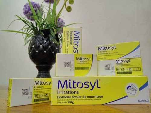 Thuốc trị sẹo tốt nhất hiện nay mang tênMitosyl